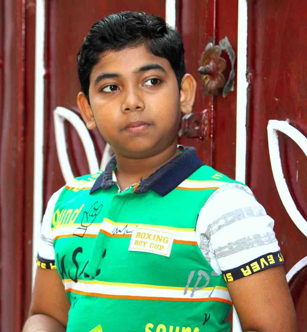 Tutan Purkait acting student