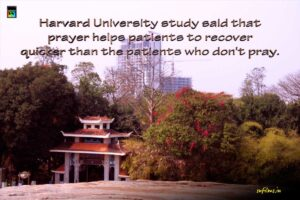 being spiritual helps to recover quicker from disease