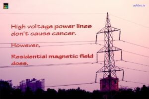 disease and health - high voltage power lines don't cause cancer