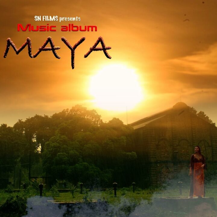 music album - MAYA | SN FILMS label - romanticism with classical divinity
