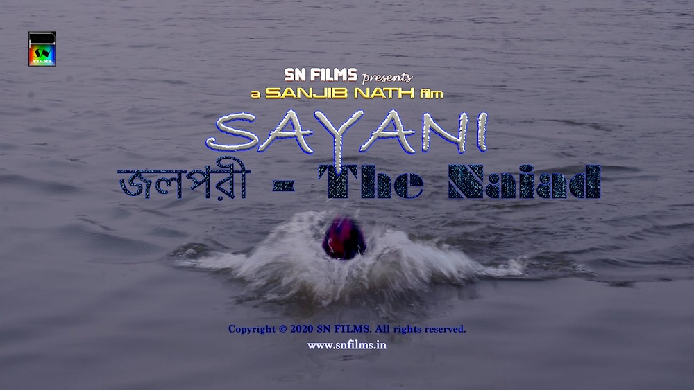 Sayani - jalpori - the naiad - sn films - short film - documentary - teaser release