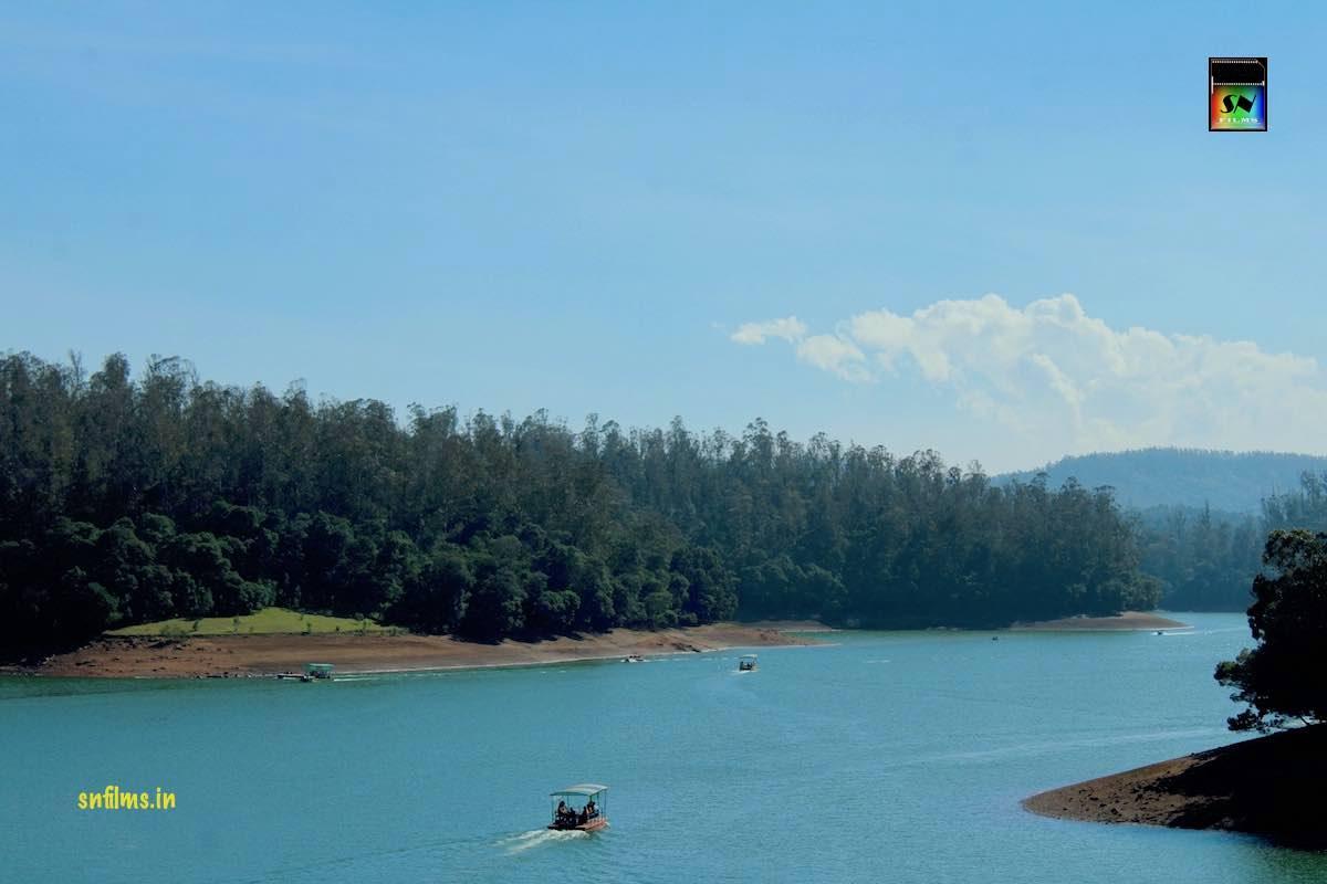Amazing lake view - coonoor - ooty trip - shooting - snfilms