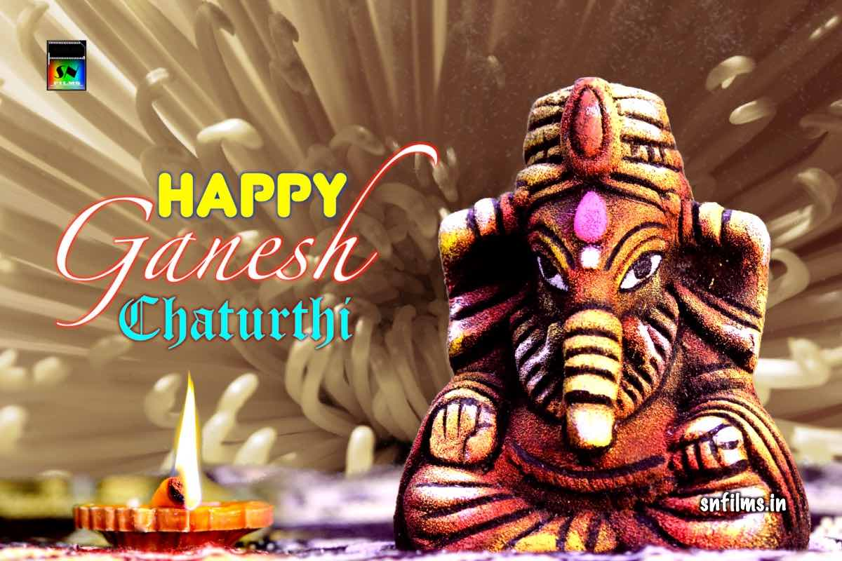 Happy Ganesh Chaturthi - 22 August 2020