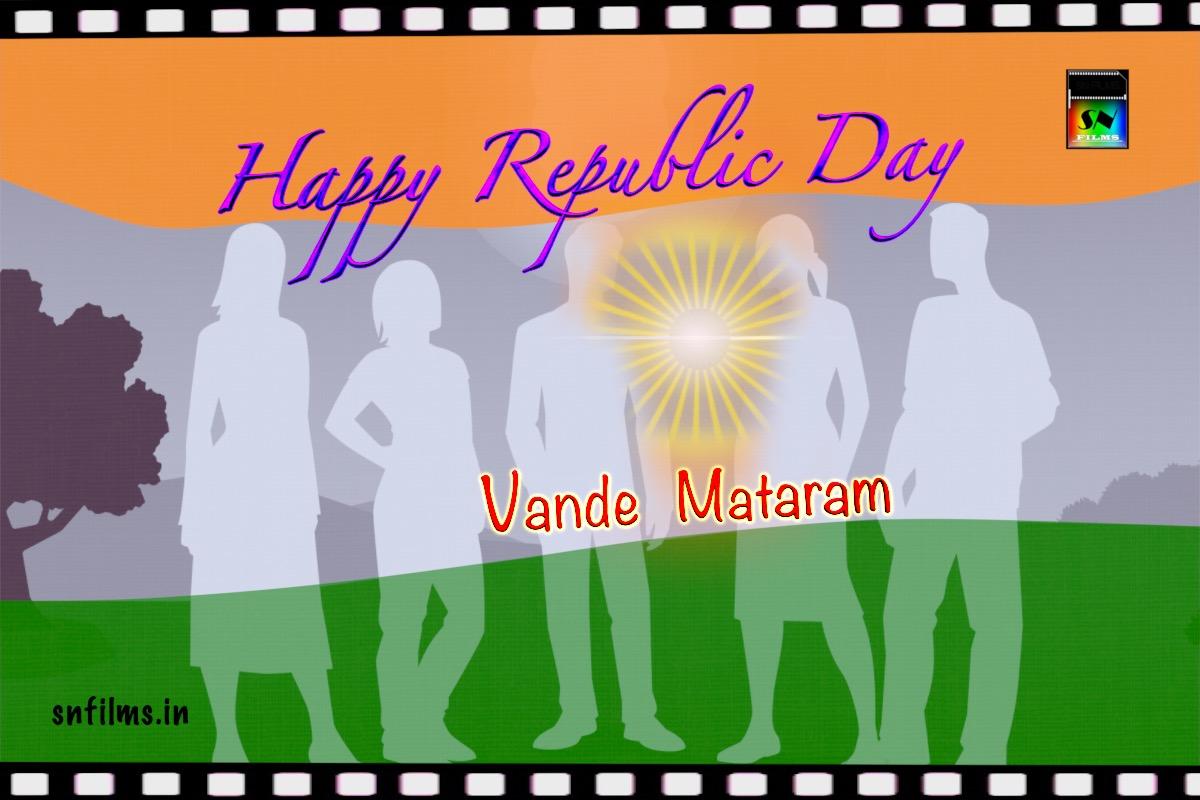 Indian republic day - prajatantra diwas