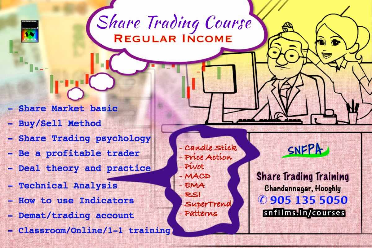 Share Trading Course - Admission Open - snfilms performing arts - English